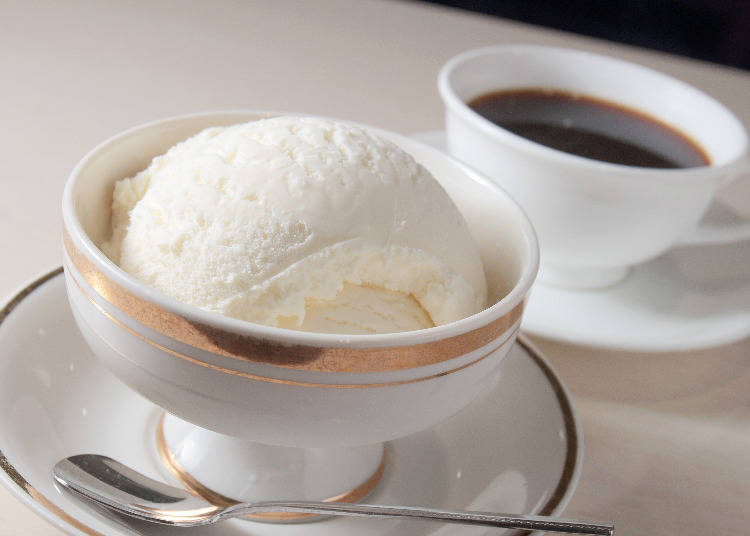 「Snow Royal冰滴咖啡(水出し珈琲)組合」(1190日圓,可選