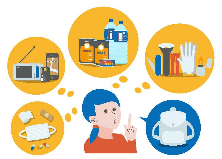 遇到災害該帶什麼東西在身上?日本人告訴你有備無患的四大類災難救急便利小物