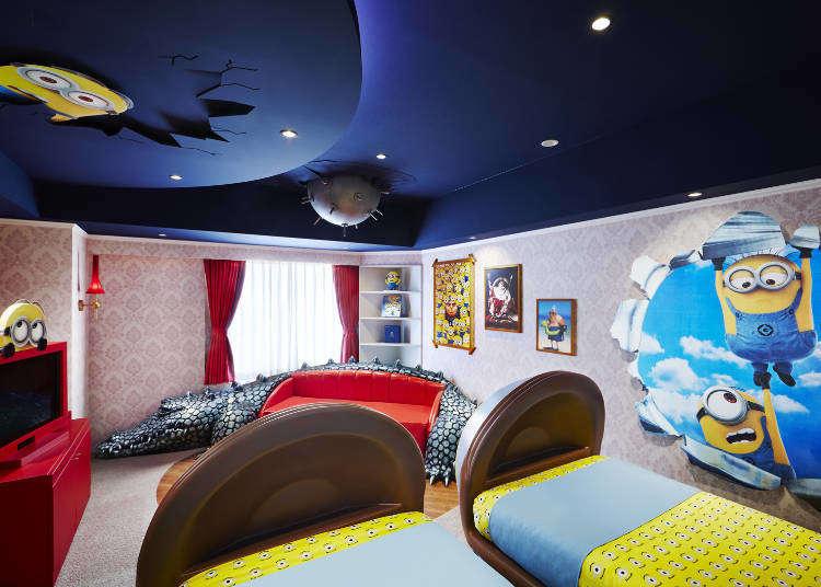 想玩USJ住這裡超方便!距離「日本環球影城」超近的推薦飯店5選