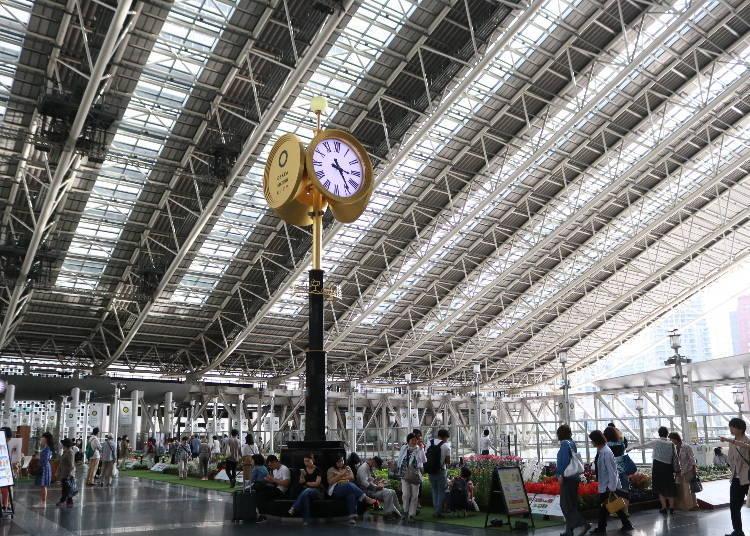 「大阪車站城」時空廣場