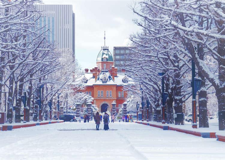 北海道人獨特的過冬方法,怎麼跟想像的都不一樣!
