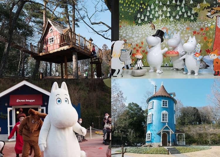 嚕嚕米主題樂園「Moominvalley Park」園區推薦必訪遊樂重點徹底解析!