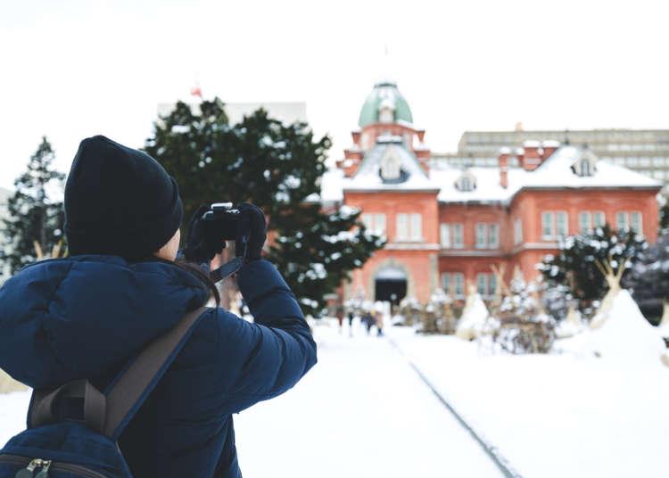 北海道冬天怎麼穿?在地小編教你秋冬遊北海道的超實用防寒方法