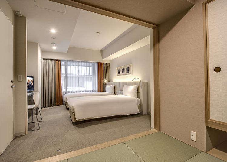 最適合京都旅遊時的住宿!距京都車站近又能放鬆的高CP值飯店5選