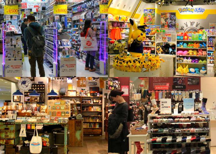 成田機場必逛商店懶人包 讓你在機場最後一刻也要逛好買滿!