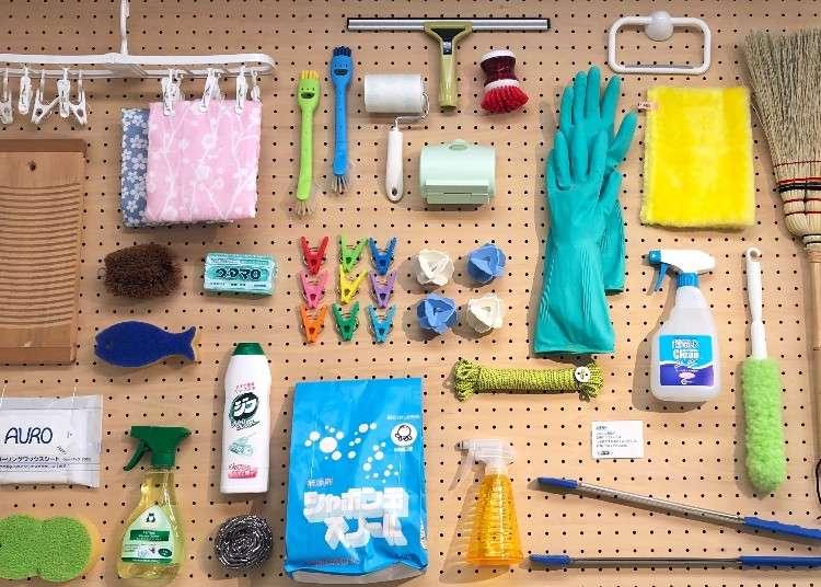 潛入Tokyu Hands大調查!家事的好幫手-掃除用具十大熱銷商品排行榜