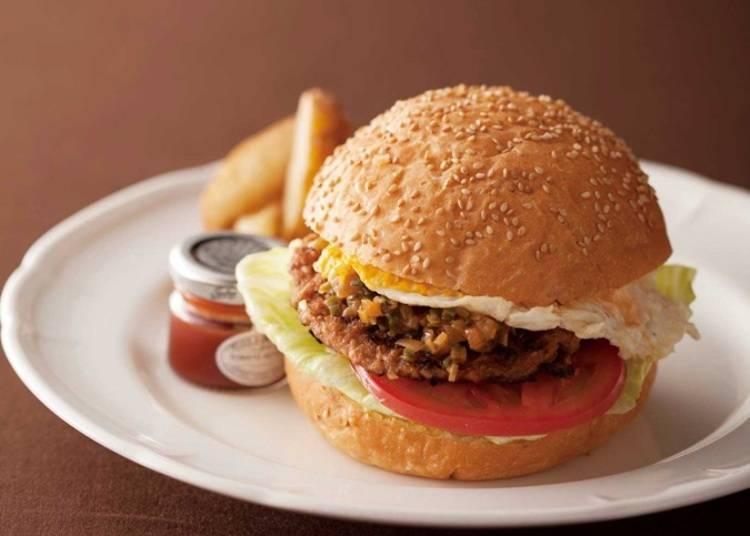 「rejiig 極品漢堡」2,160日圓(含税)