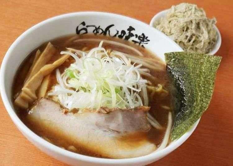 位於日本最角落的店家卻大排長龍!從東京耗費8小時前往品嚐也值得的利尻拉麵味樂 !