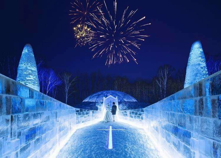 夢幻滿載、拍照打卡絕不能錯過的冰雕7選!