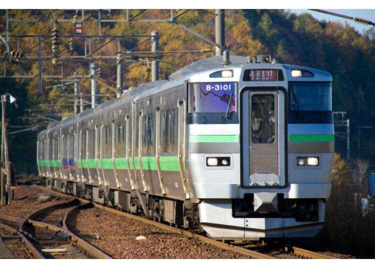 想玩遍北海道就該知道!北海道主要車站之間的移動距離&時間大統整