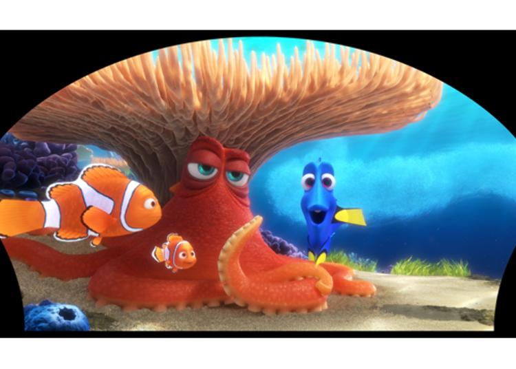 (C)Disney / Pixar