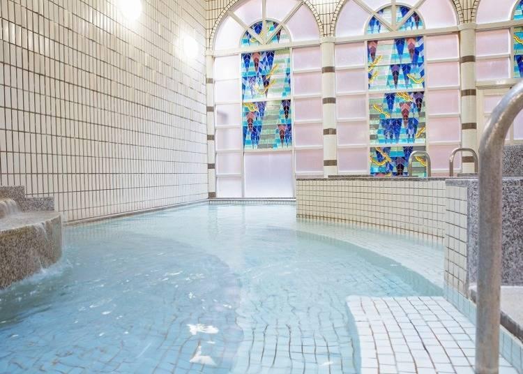大浴場「Liberty」