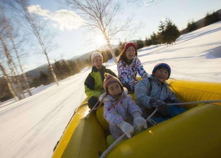 Tomamu不是只有滑雪!北海道冬天的雪上活動這裡全部都有!