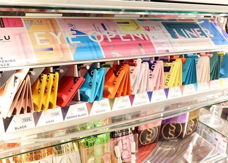 盤點日本2019人氣開架美妝品10選!就在LOFT首間美容雜貨專門店「COSME LOFT」