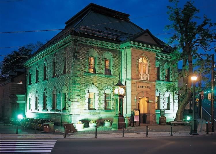 小樽音樂盒堂(小樽オルゴール堂)本館
