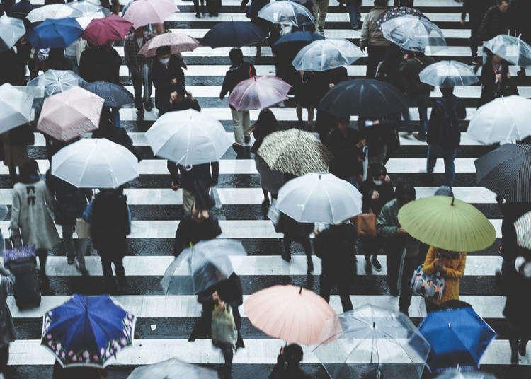 日本東京氣象看這裡6月‧7月‧8月夏季天氣、服裝及旅行避暑小物