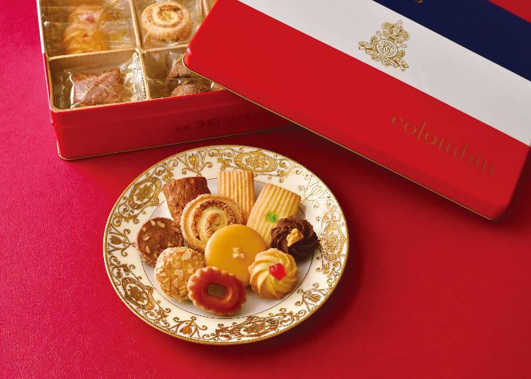 【伴手禮】法式手作餅乾禮盒:3,240日圓