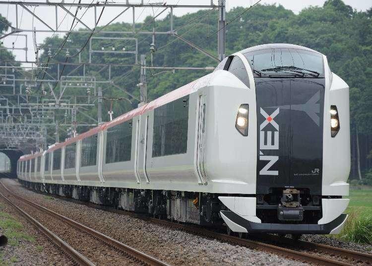 3分鐘讓你了解!從成田機場到東京市區的方法ー利用SKYLINER、成田EXPRESS等各種交通方式懶人包