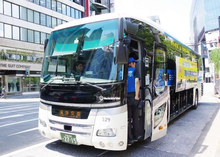 從東京到成田只要1000日圓?便利機場巴士「THE ACCESS成田」搭乘攻略&體驗心得