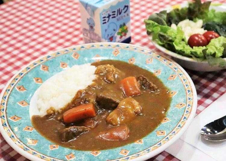 日式咖哩原來是在這裡誕生的?享受懷舊風情「橫須賀海軍咖哩」必吃3名店