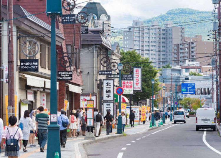 北海道知名景點「小樽」的觀光旅遊・美食・購物攻略指南!