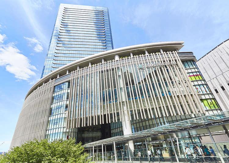 直通大阪站來去超方便!「GRAND FRONT大阪」人氣景點懶人包