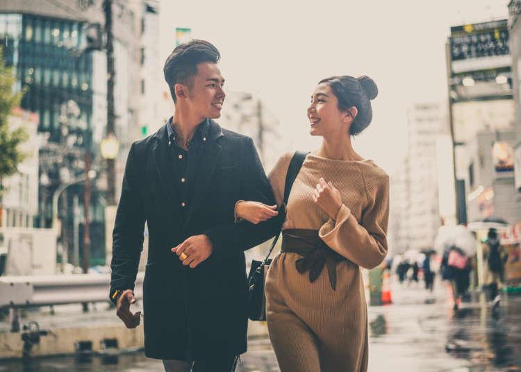 日本人談戀愛結婚是這樣?與日本人交往的外國人對這些差異大吃一驚!