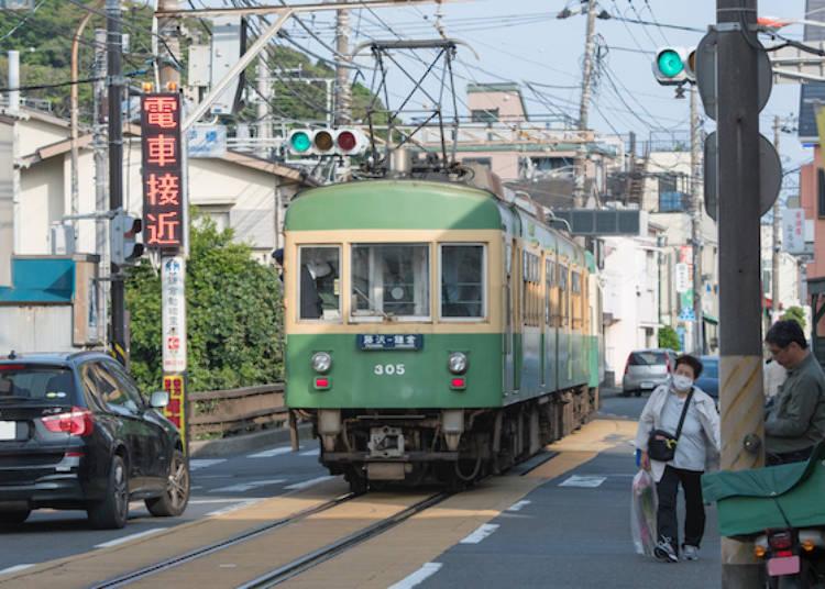 希望有機會親眼見到街道與電車同時存在的特別景象!