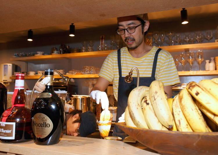 ▲選用優質北海道產的鮮奶或是北海道鮮奶製作的鮮奶油,讓顧客從食材感受原始的美味。