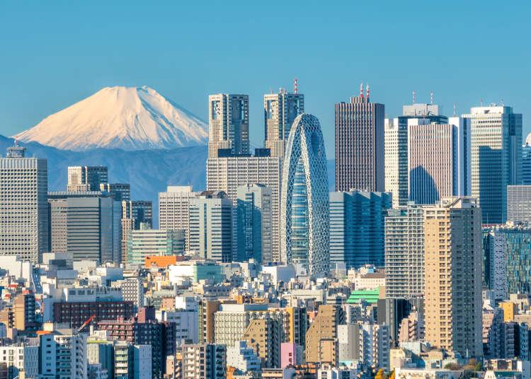 就算只有週末也想去東京!2天1夜快閃東京之旅~必去的東京經典旅遊行程示範款