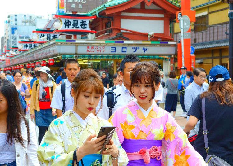 日文的「謝謝」的說法居然有37種?除了阿哩嘎多之外還有這些啦!