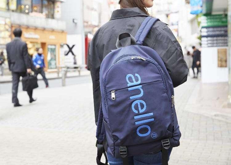 日本旅遊一定要買的爆紅後背包!超高人氣「anello」包包的魅力大公開