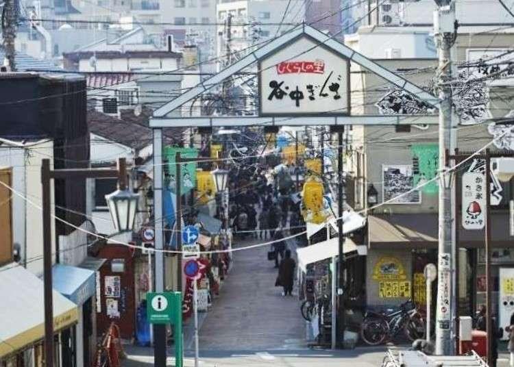 東京懷舊風情老街「谷根千」經典行程推薦!新手或再訪者都適合!