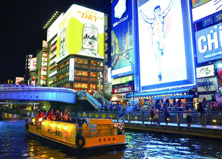 【大阪旅遊交通】聰明使用大阪周遊卡,40個免費觀光景點、電車隨你坐!