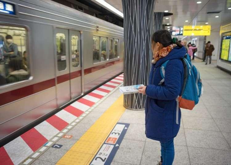 車站內的日文指示看不懂?電車內的廣播在說什麼?日本旅遊好用必知日語-電車篇