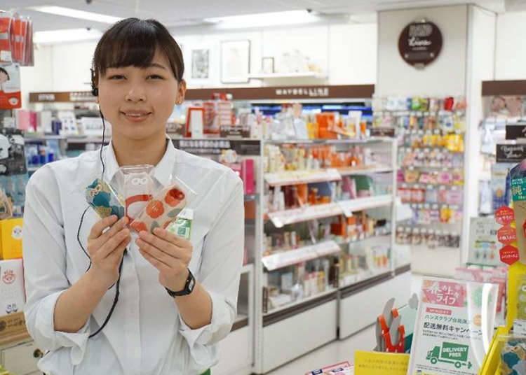 推薦人:池袋店3階フロアスタッフ中野佳奈さん