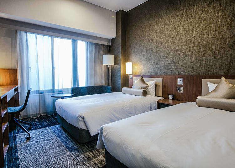 大阪旅遊住哪裡?精選梅田地區經濟又實惠的5間飯店
