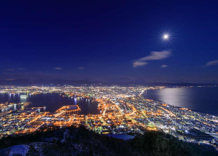 北海道知名景點「函館」的觀光旅遊・美食・購物攻略指南!