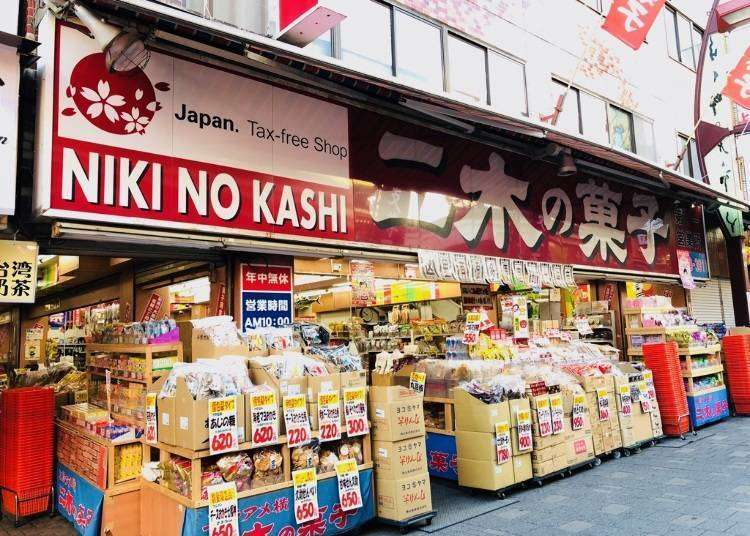購物天堂「上野」的必推景點大全