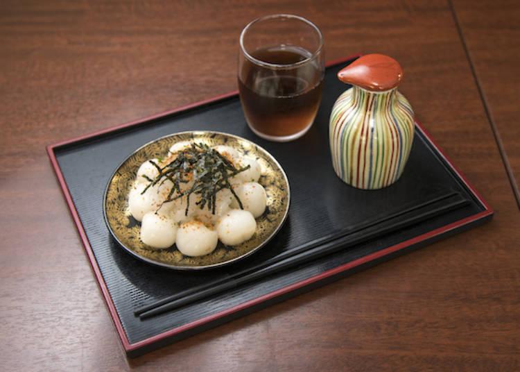 「七味醬油糯米糰子」(700日圓)