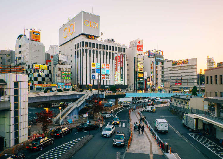 淺草上野行程懶人包,第一次來淺草・上野就這麼逛吧!