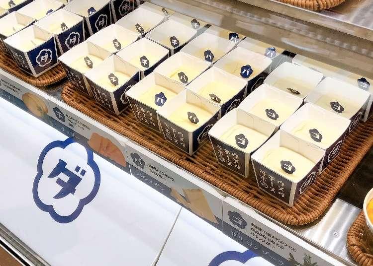 百貨地下街街5款必買人氣伴手禮,就在大阪車站直通的「大丸梅田店」!