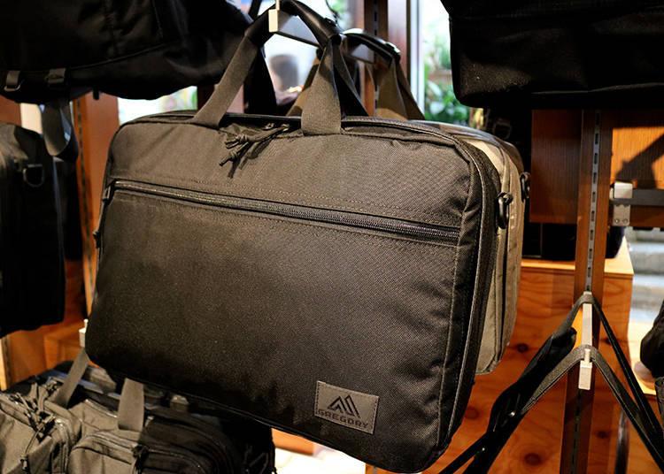 簡約設計風格的商用背包也是熱賣商品!
