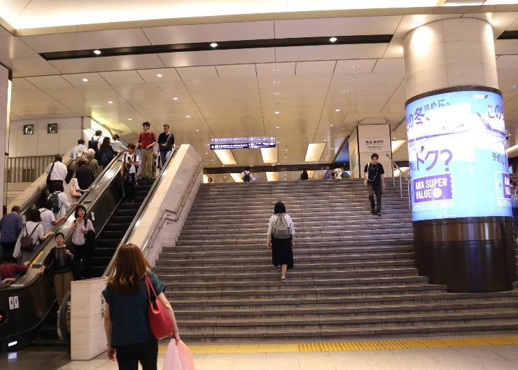 阪急電鐵「大阪梅田站」