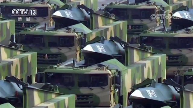 有港媒今報導,中國解放軍已將東南沿岸的飛彈基地升級,更部屬「東風-17」超高音速飛彈。(翻攝自中國中央電視台官網)