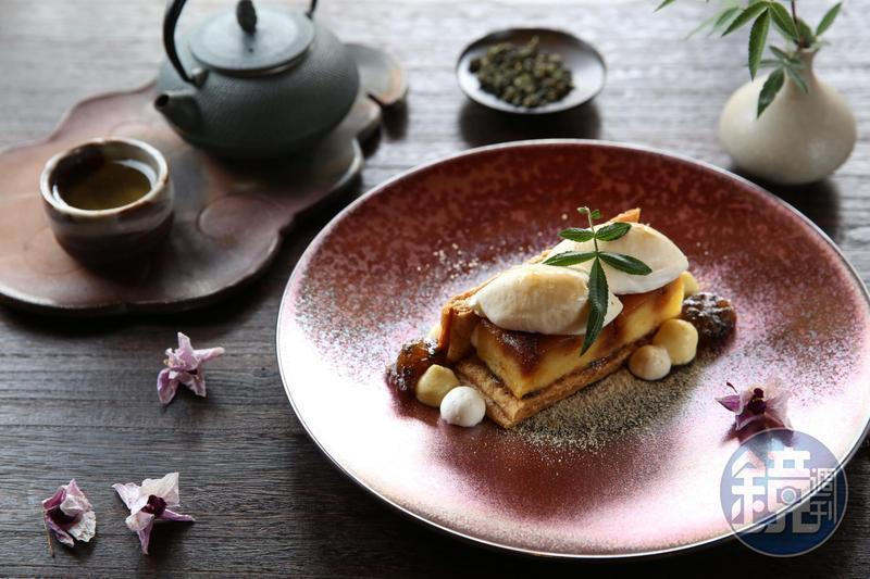 如詩如畫的嘉義老屋茶館「雪後煎茶」 從規矩到甜點都是絕對高標