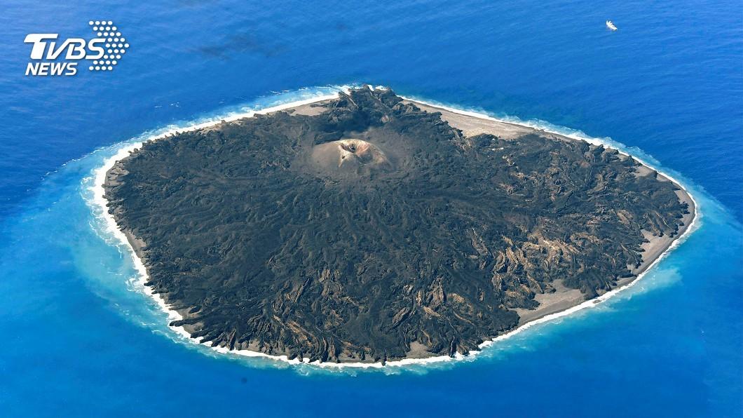 西 之 島 現在
