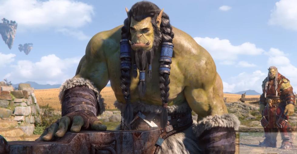 遊戲總監Ion Hazzikostas透露,索爾可能已經回不去薩滿,改當戰士了。圖:暴雪娛樂/提供