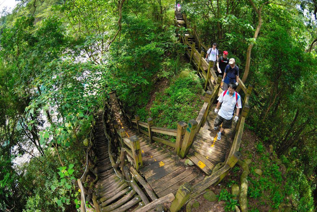 淺山健行步道通常十分好走, 《新頭殼》挑選4條各有特色的淺山輕鬆步道,作為初秋的出遊方案。圖:取自台中市政府觀旅局官網