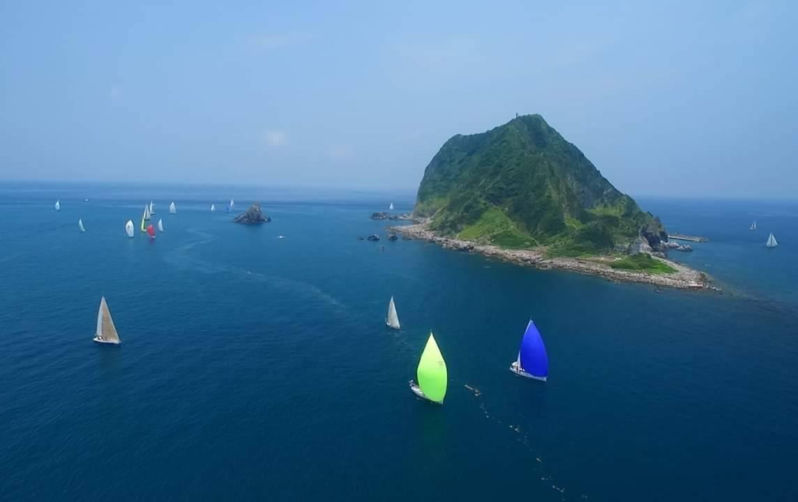 基隆國際帆船賽是基隆每年的重大賽事。圖:基隆市政府/提供